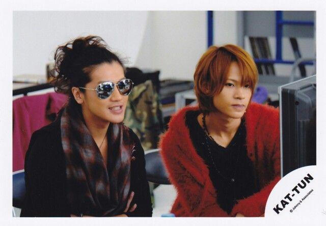 Akanishi Jin & Ueda Tatsuya- Love yourself