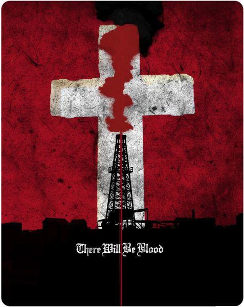 There will be blood en blu-ray métal édition limitée