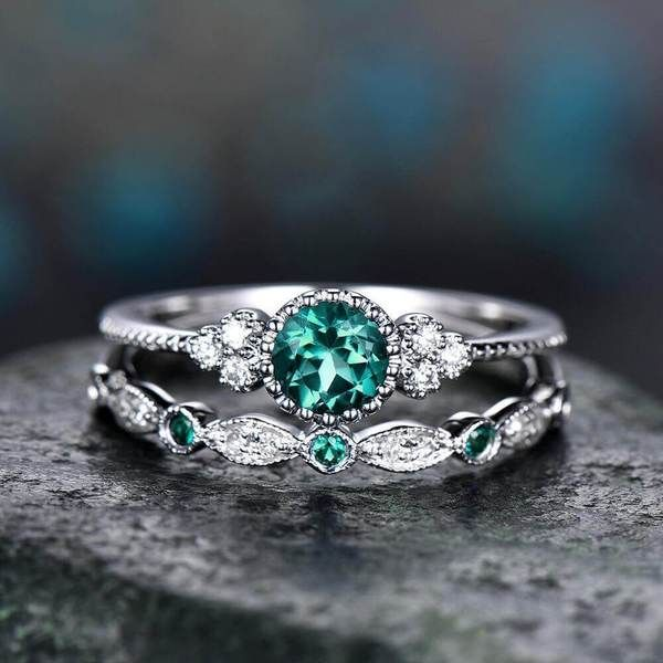 Photo of Luxe Princess Ring Set