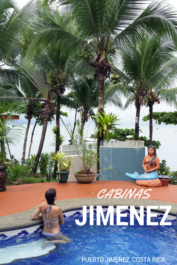 Review of Cabinas Jimenez in Puerto Jimenez, Costa Rica!