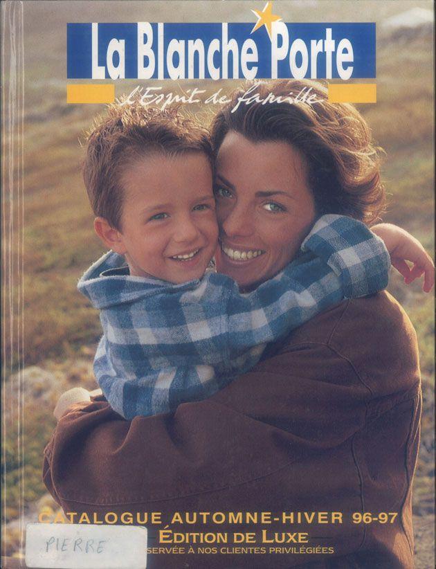 Catalogue Automne Hiver 1996 1997 #blancheporte