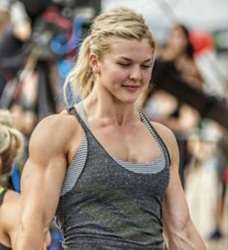 Brooke Ence   Muscle women, Muscular women, Crossfit women