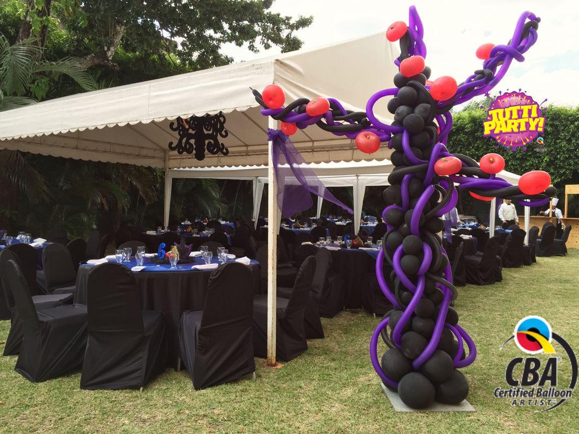 The descendants party ideas descendants balloon - Ideas de decoracion ...
