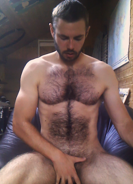 Nude black model richie