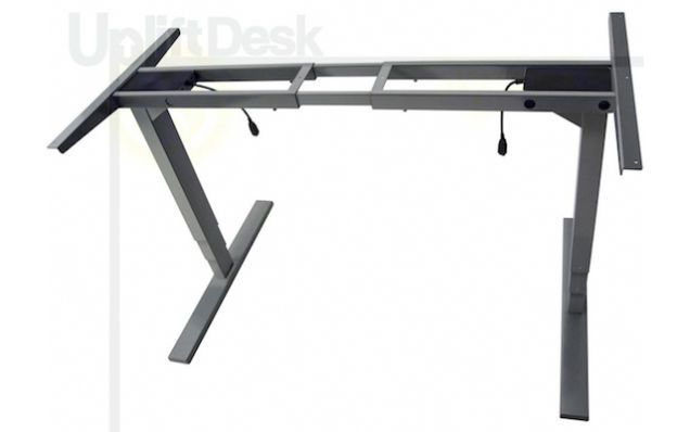 UpLift 900 Sit Stand Ergonomic Desk (Frame). Best Rated By Lifehacker.