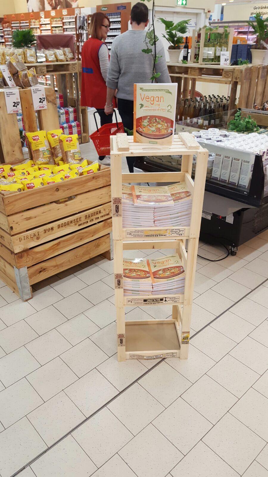 Der Real in Nürnberg, Mercado hat aktuell eine ...