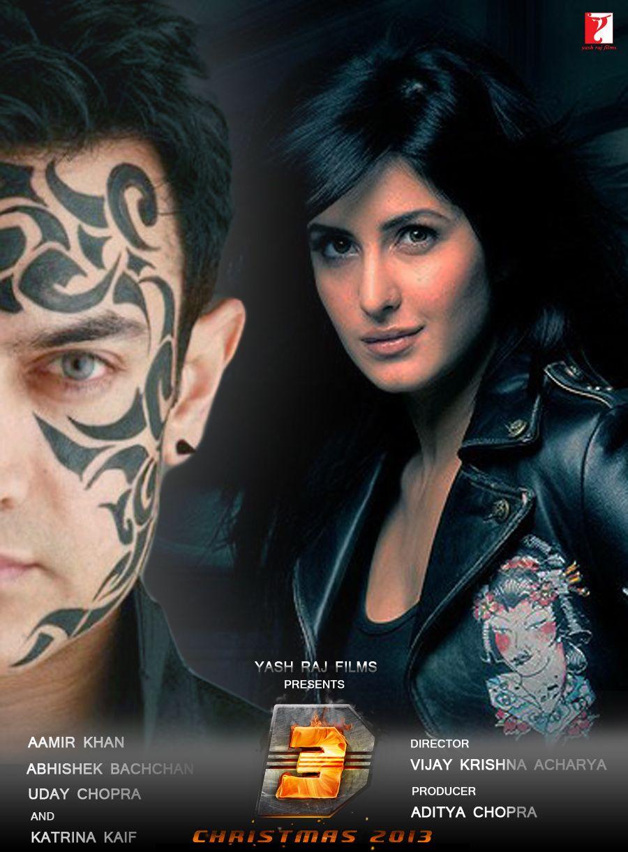 katrina kaif dhoom 3 wallpapers - http://wallpaperzoo/katrina