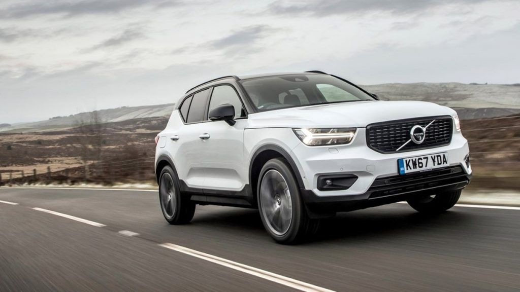 2020 Volvo Xc40 Review Design Engine Release Date Price Photos