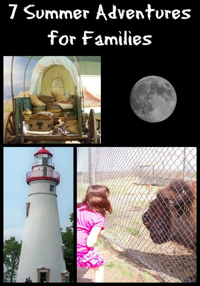 Looking for a great family outing this summer?  Try exploring one of these out-of-the-ordinary locations with the kids!
