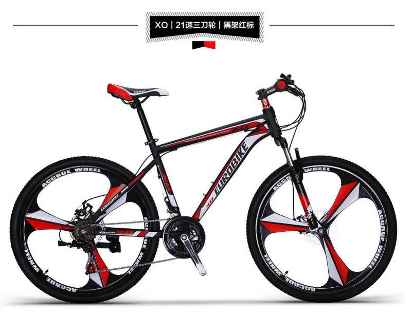 MTB steel frame bike 26*17 inch mountain bike no folding bike 21 ...
