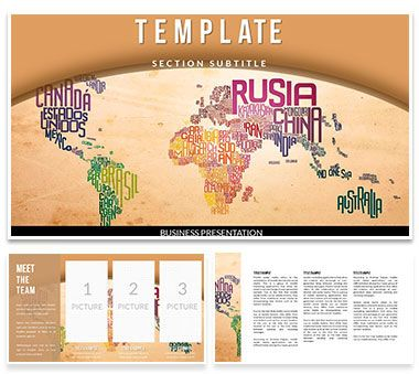 World map painting keynote templates imaginelayout keynote world map painting keynote templates imaginelayout gumiabroncs Image collections
