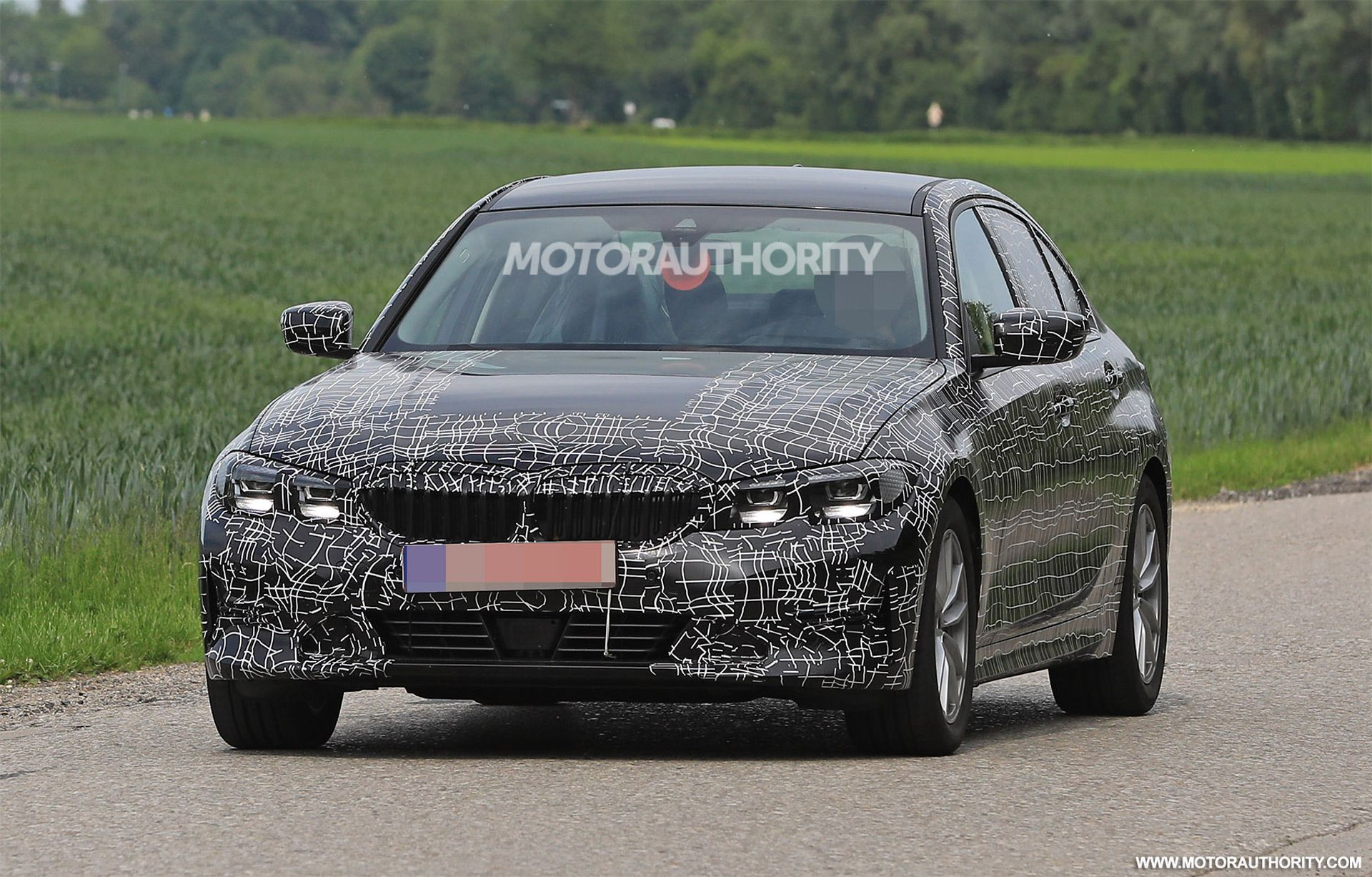 2020 Spy Shots BMW 3 Series Redesign and Review