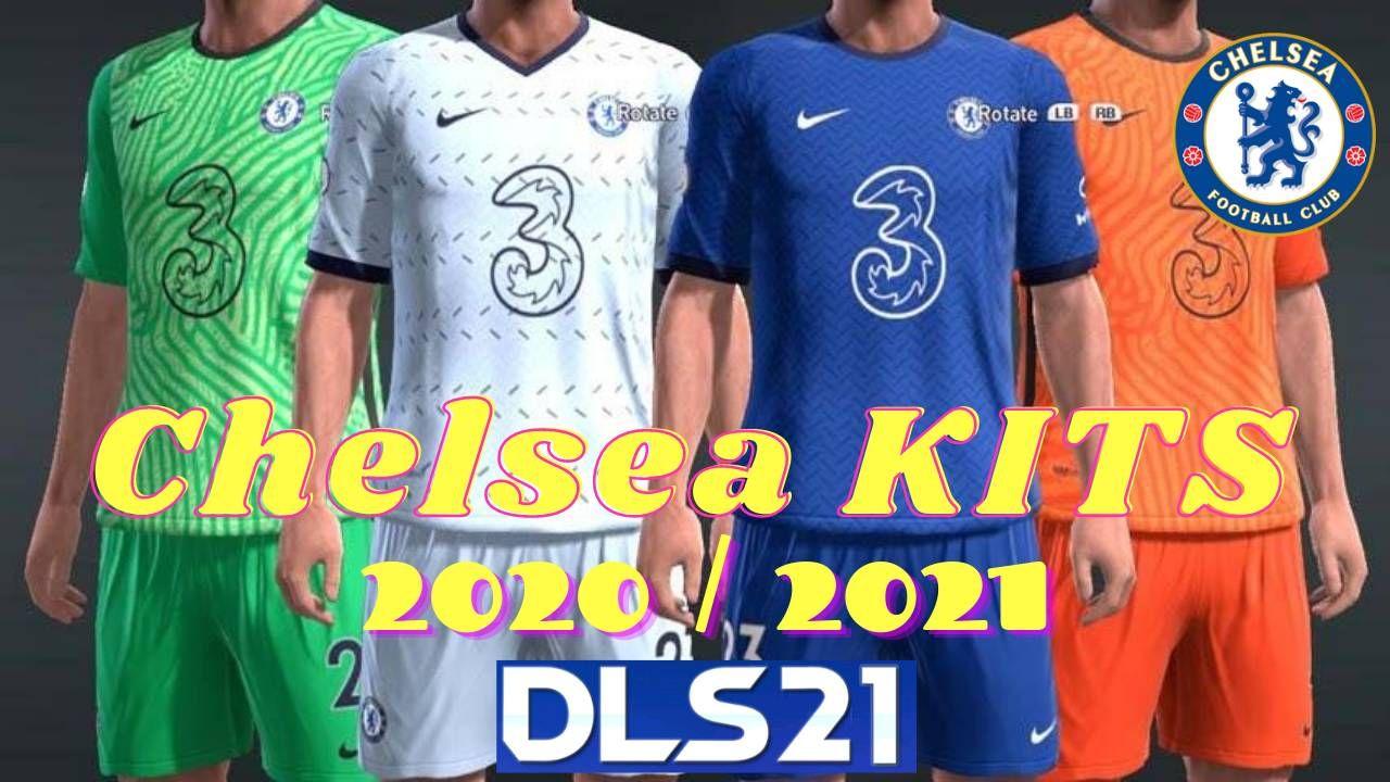 Latest Chelsea Kits 2020 2021 For Dream League Soccer And First Touch Soccer Fts Chelsea Dls 20 Kits Chelsea Is A Very In 2020 Chelsea Premier League Soccer League