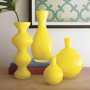 fresh summer and yellow decor - Yellow Decor