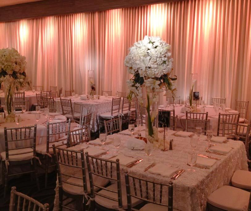 This peach colored wedding was a class act los angeles wedding this peach colored wedding was a class act los angeles wedding venue intercontinental los junglespirit Image collections