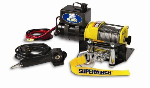 25-9355 Synthetic Rope Kolpin 3500# Winch