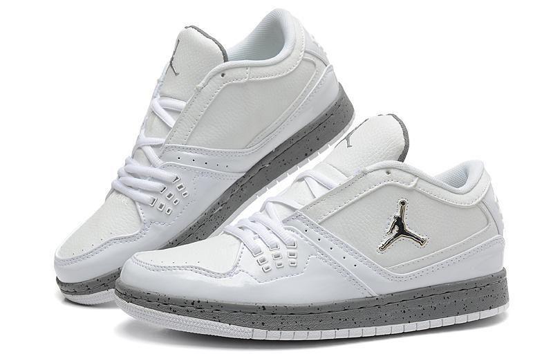 d1c388a96df31d Jordan1 Flight Low White Cement