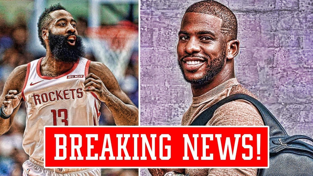CHRIS PAUL TO HEAT TALKS RESUME! NBA COACHES CALL ROCKETS