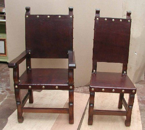 Renaissance Architectural Renaissance Chairs Spanish Colonial Revival Chairs Chair Colonial Revival Dining Chairs