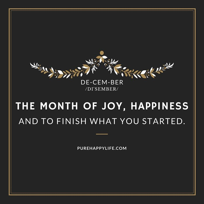 Christmas Quotes The Month Of Joy Happiness Motivational Quotes