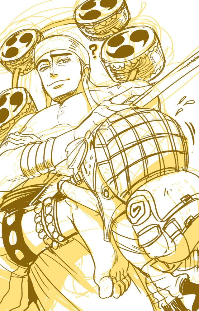 One Piece Enel One Piece Anime One Piece Manga Anime Crossover