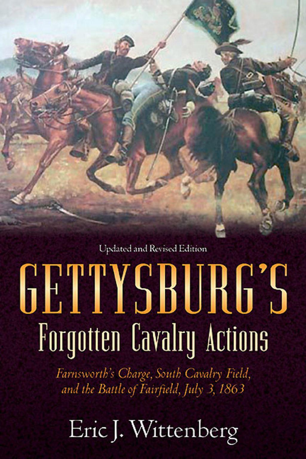 Gettysburgs cavalry actions ebook