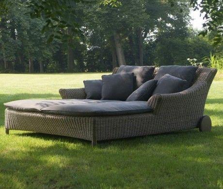 All weather garden furniture by Bridgman | Pinterest