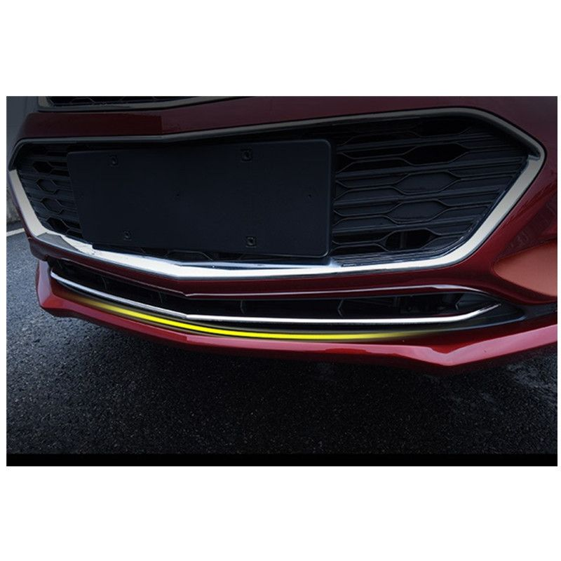 Abs Chrome Front Head Grille Racing Grill Bumper Trim For Chevrolet Cruze 2016 2017 Chevrolet Cruze Cruze Bumpers