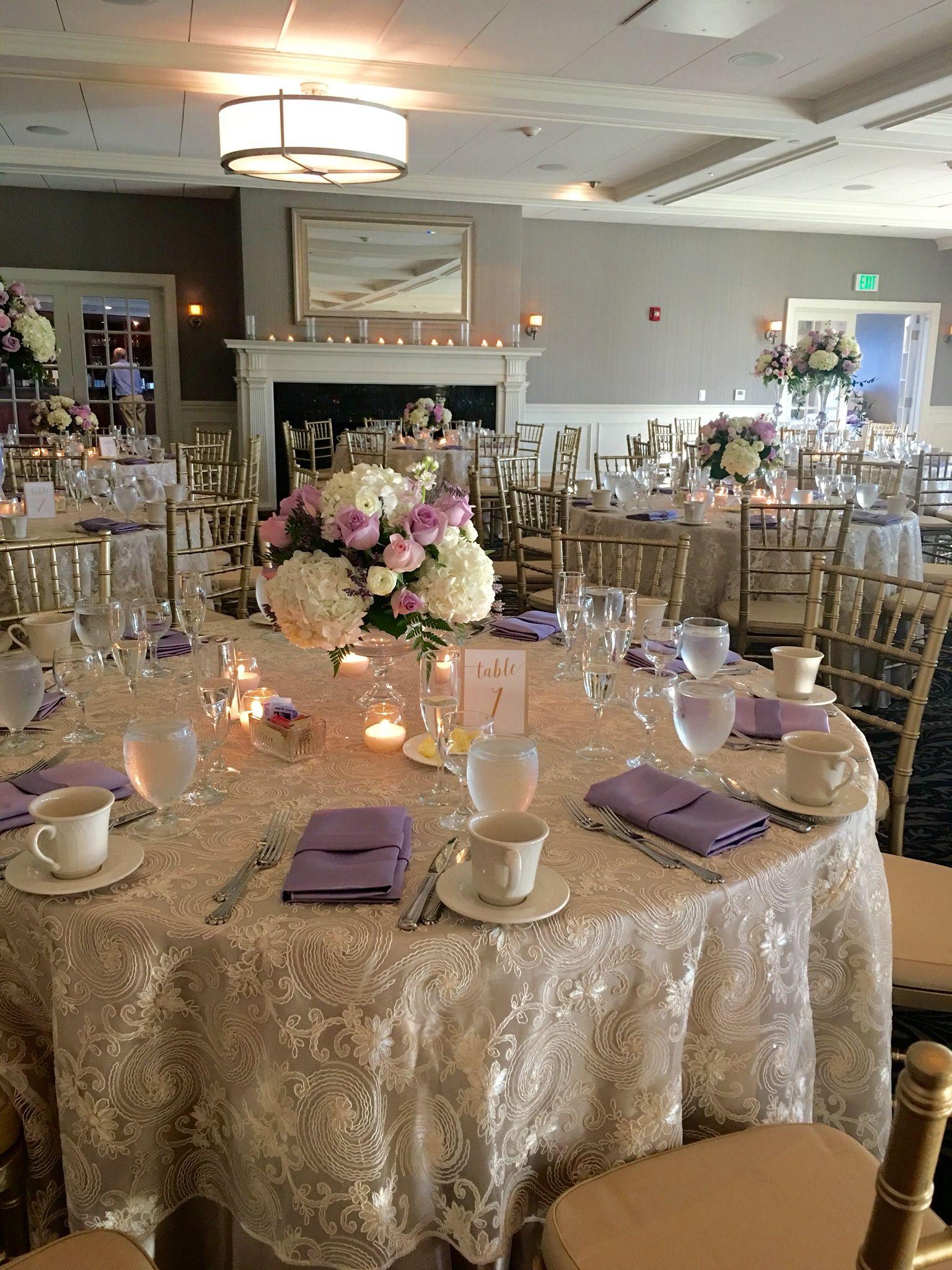 Wedding Reception Inspiration #ManchesterCountryClub #Wedding