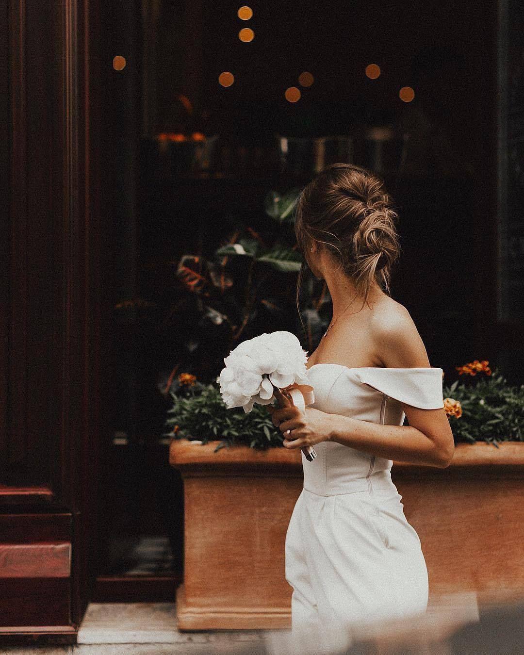 Ohhmuses By Alina Kulikova Beach Wedding Dress Beautiful