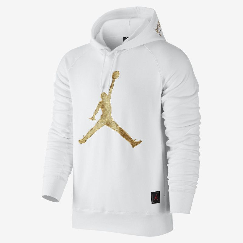6196bba5cd3d OVO Air Jordan 12 Apparel Collection  Jordan 12 OVO White Hoodie ...