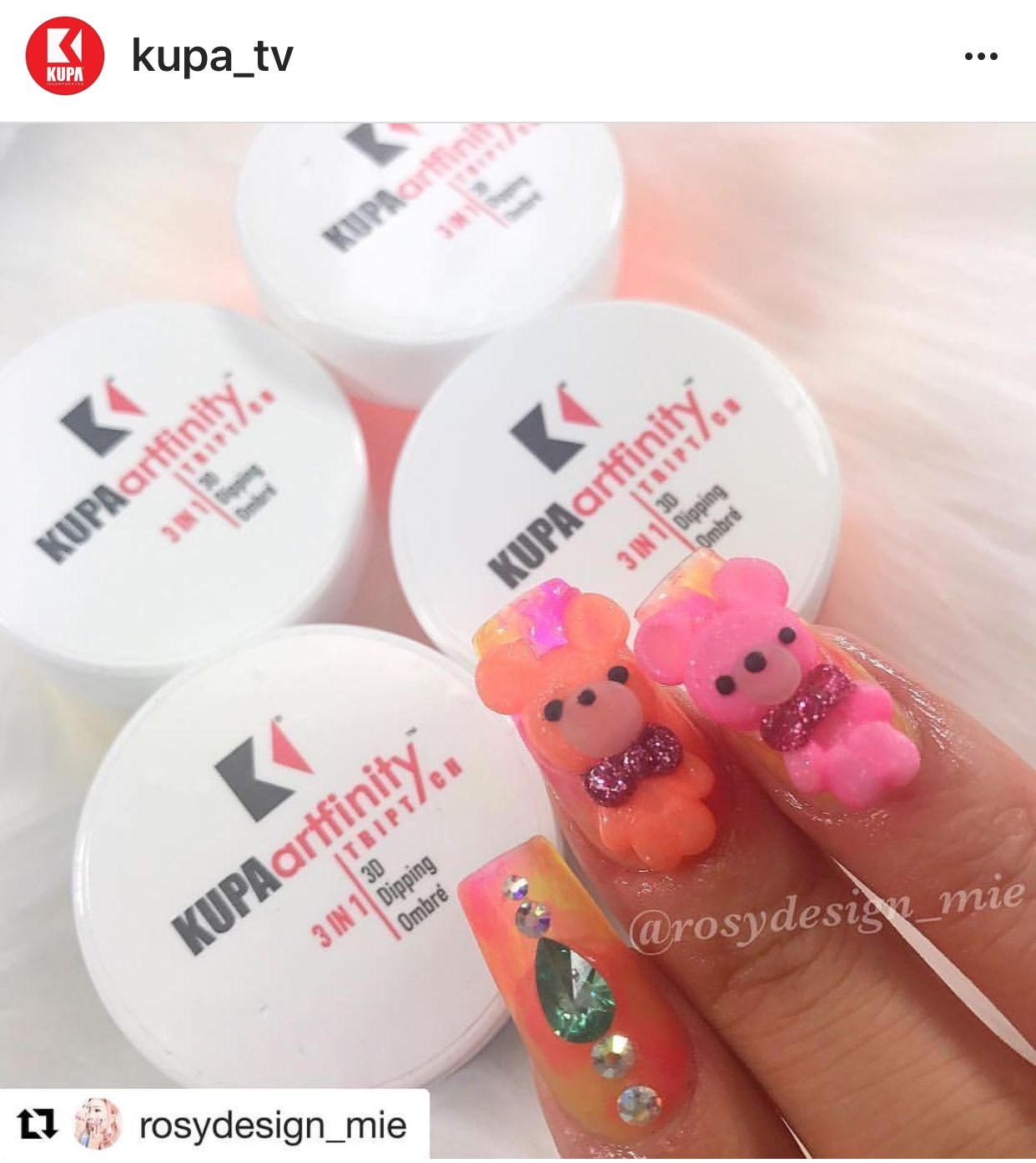 Matte nails Follow us @kupa_tv on Instagram Kupa Matte Gel top coat ...