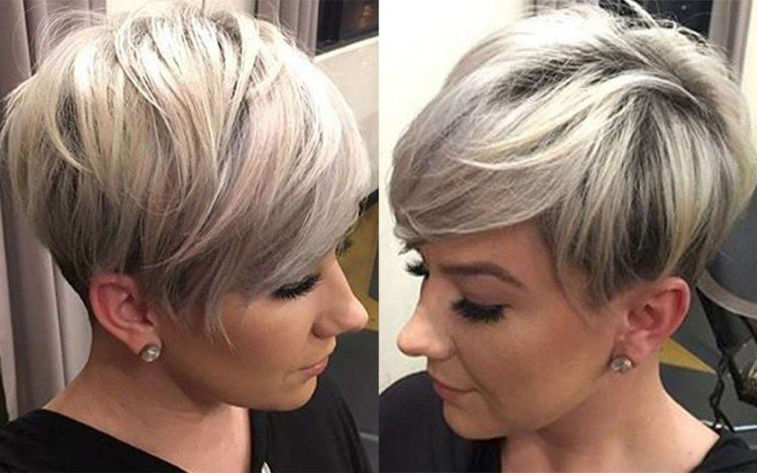 Short Hairstyles Women 2017 Short Hair Pinterest Short