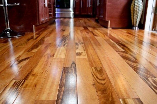 Looking Closer At Tigerwood Flooring Tigerwood Flooring Wood Floors Wide Plank Flooring