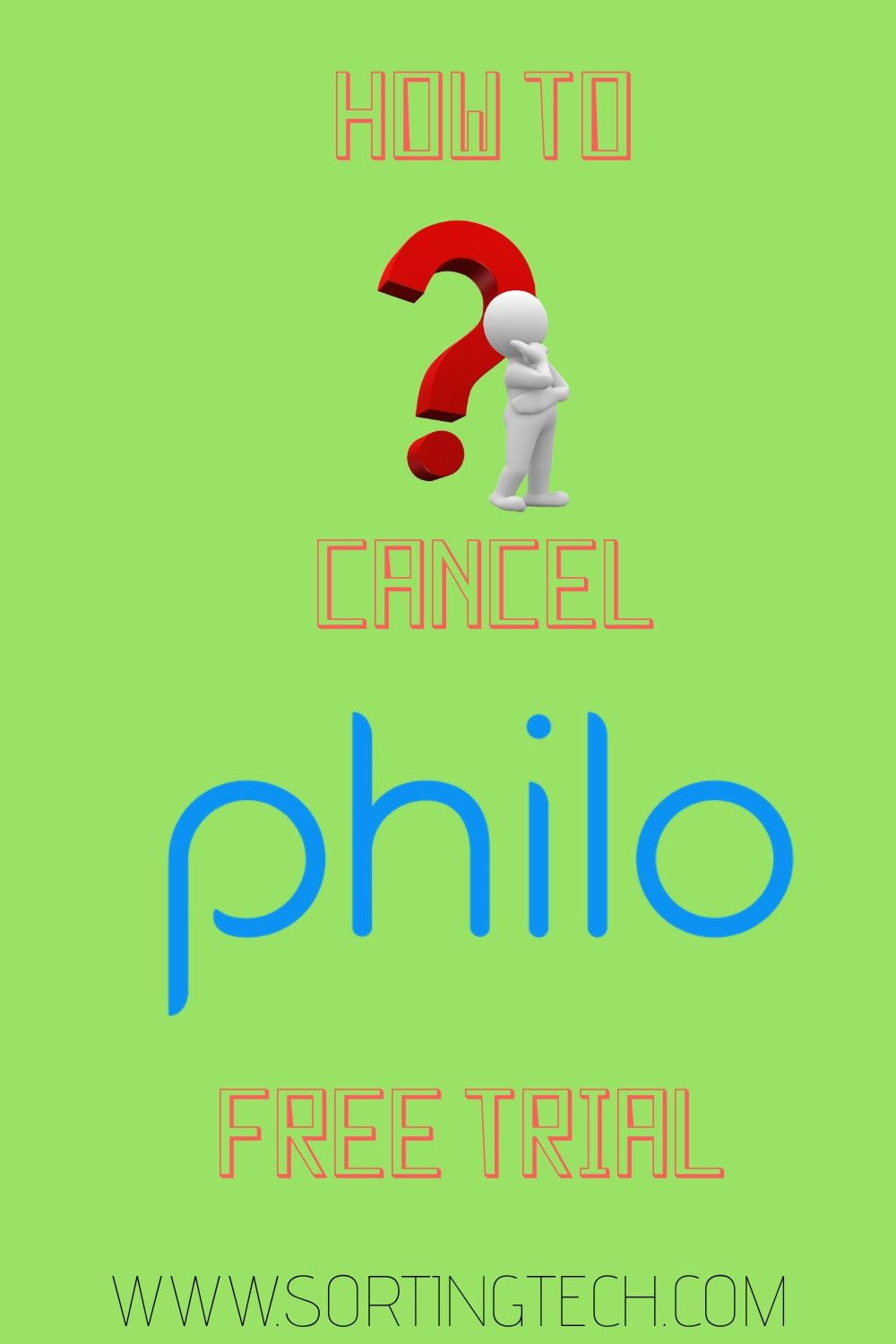 How to cancel philo free trial in 2020 philo trials
