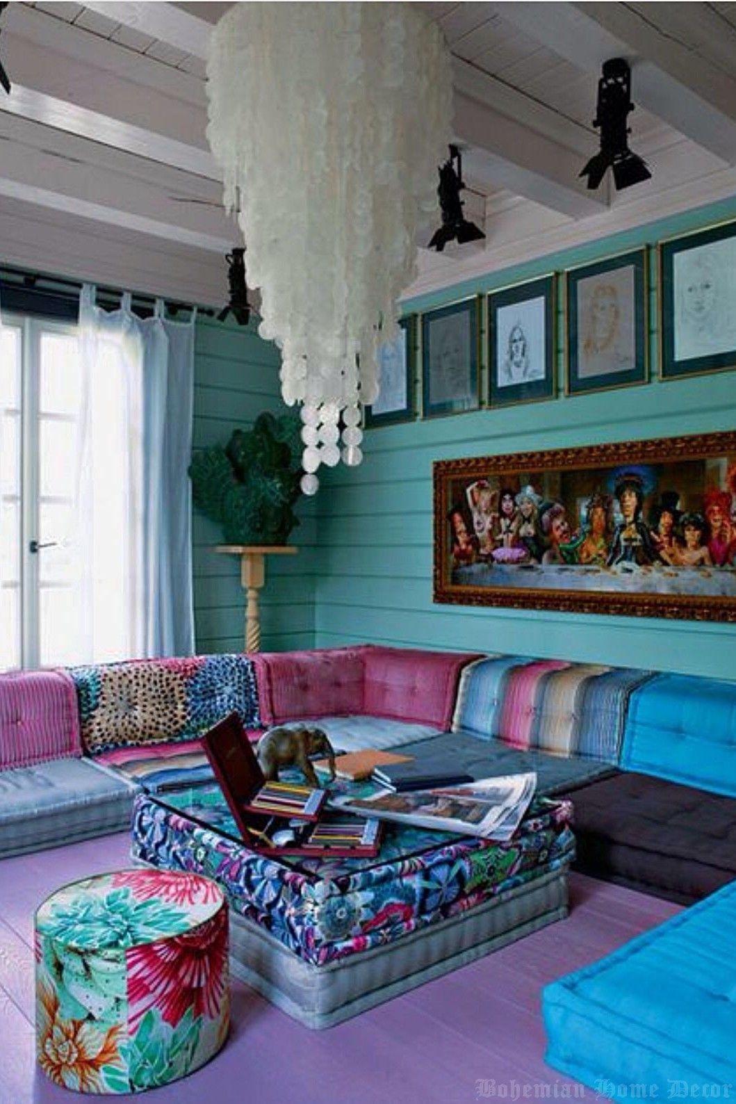 Bohemian Home Decor: The Google Strategy