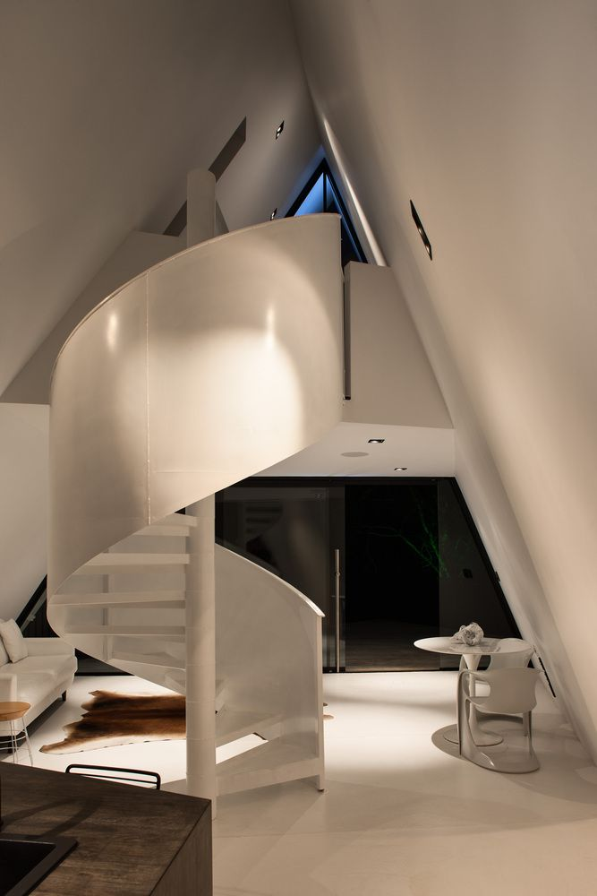 Tent house challenges the expectations of what  weekend can be also rh pinterest