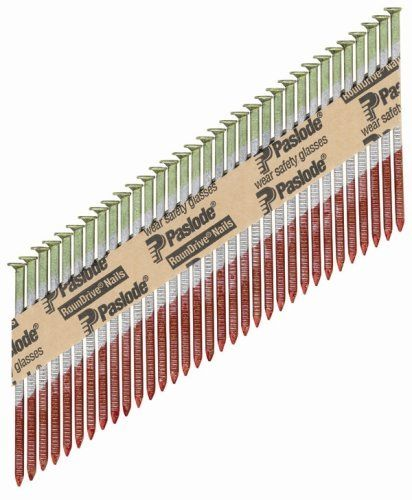 Paslode 650388 Round Head 3 1 4 Inch By 131 Inch By 30 Degree Paper Tape Collated Hot Dipped Galvanized Framing Nai Framing Nails Degree Paper Framing Nailers