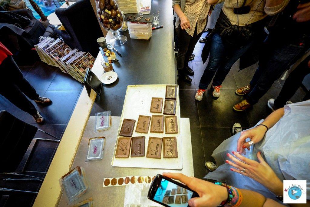 Gand Flandres Belgique workshop Chocolato Love Live Travel Blog Voyage