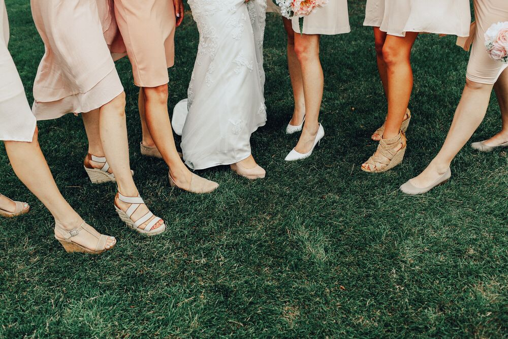 3 Shoes Perfect For Outdoor Weddings Everpretty Blog Outdoor Wedding Shoes Wedding Guest Shoes Garden Wedding Dress Guest