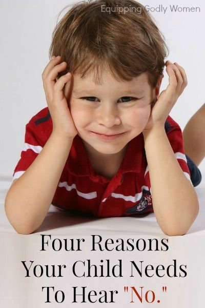 We Need To Hear From All Parents And >> Four Reasons Your Child Needs To Hear No Married Life Family