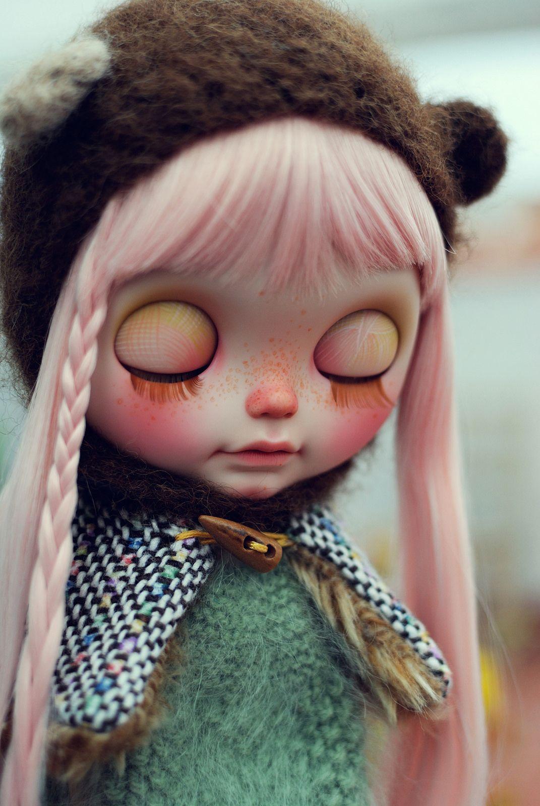 Blythe custom Souffle by Hola Gomina