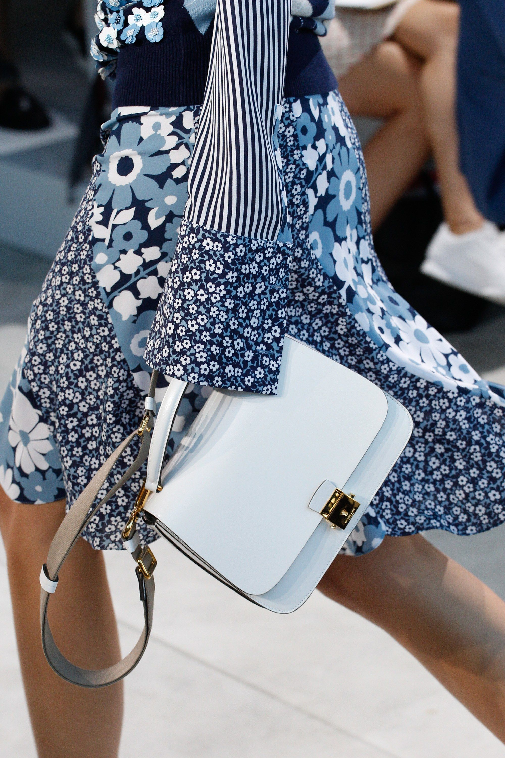 Michael Kors Collection Spring 2017 Ready To Wear Fashion Show Details Handbags