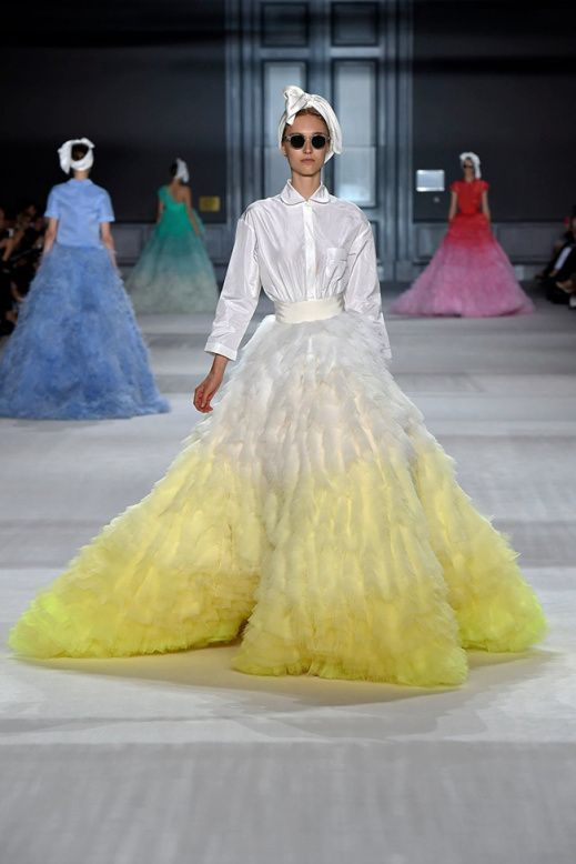 Giambattista Valli 2014 Fall/Winter Haute Couture | Giambattista ...