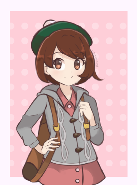 Pokemon Sword And Shield Female Player By Chocomiru02 Pokemon