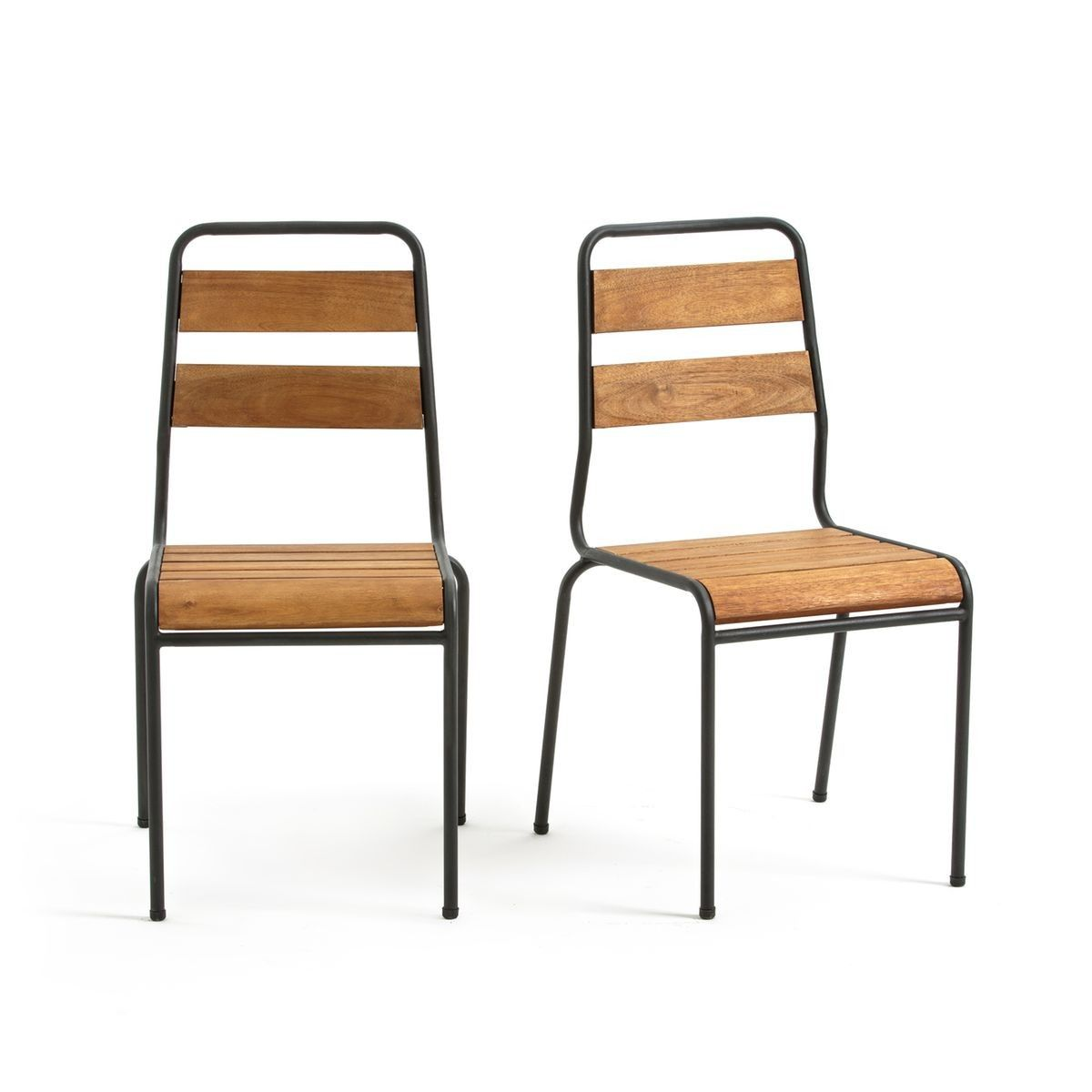 Lot De 2 Chaises De Jardin Juragley Chaise De Jardin Chaise
