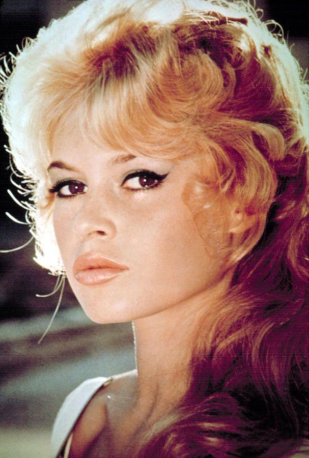 brigitte bardot and god created woman - Google Search | Vintage beauty, And god