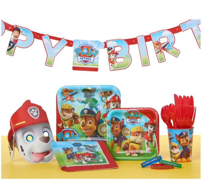 Party & Occasions Paw patrol party supplies, Elmo