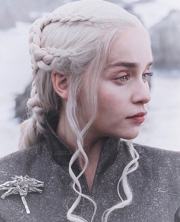 Daenerys Targaryen QUEEN in 2019 Game of Thrones