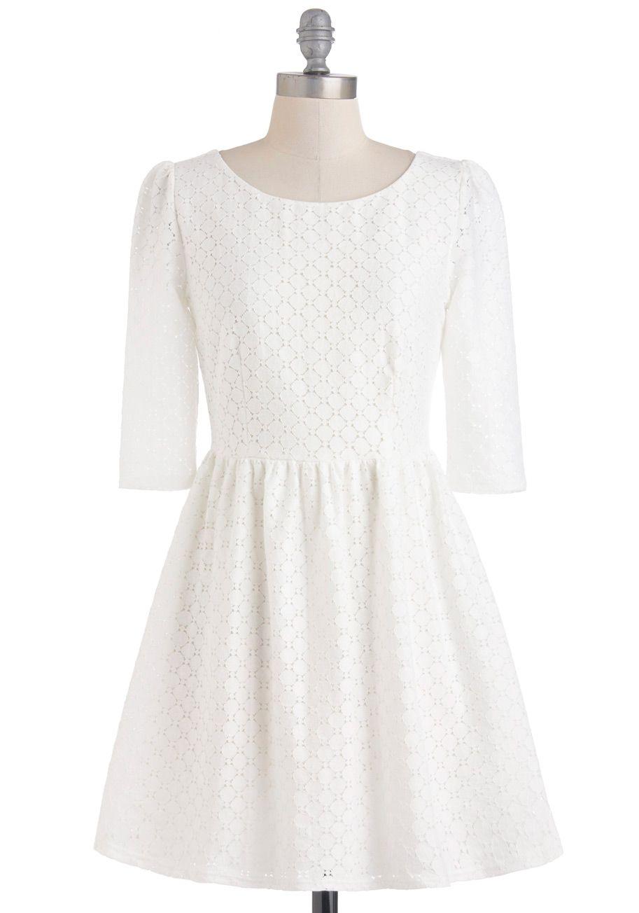 Familiar Face Shirt Dress